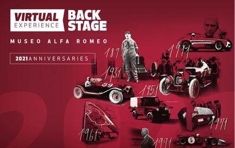 Un calendario dedicado a la historia del Alfa Romeo
