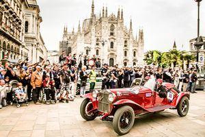 Triunfo para Alfa Romeo en la Mille Miglia 2018
