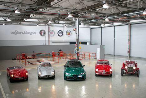 """Alfa Romeo protagoniza la 39ª edición de la """"1.000 Miglia"""""""