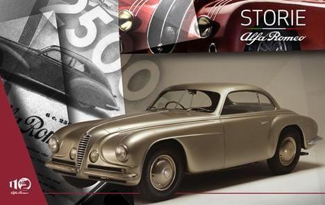 Alfa Romeo 6C 2500 Villa d'Este de 1949