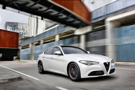 El nuevo Alfa Romeo Giulia SUPER 180 CV automático