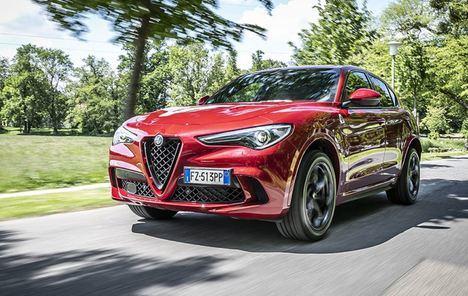 Alfa Romeo Stelvio Quadrifoglio «SUV del Año»