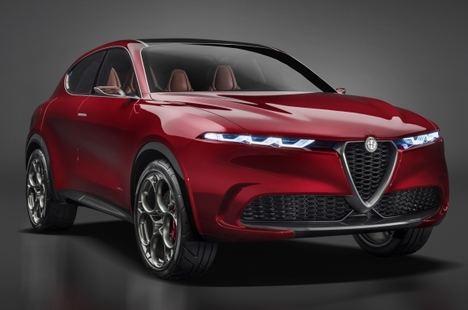 El Alfa Romeo Tonale premio de los lectores de What Car?