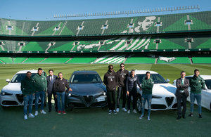 Apadrina, iniciativa solidaria de Alfa Romeo