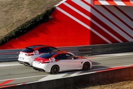 Alfa Romeo en el Salón del Automóvil de Ginebra 2019