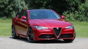 Alfa Romeo Giulia 2.0 Super AT8