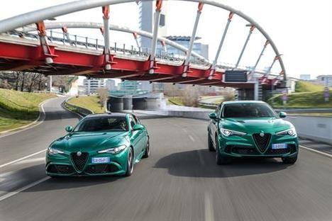 Nuevos Alfa Romeo Giulia y Stelvio Quadrifoglio