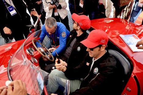 Mille Miglia 2018: sellado e inspección