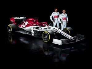 El equipo Alfa Romeo Racing, preparado para la temporada de Fórmula 1