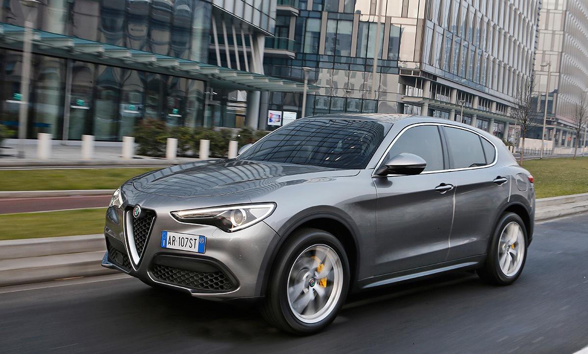 Alfa Romeo Stelvio Speciale 2.2 diésel 180 CV Auto.8 | Economía de Hoy