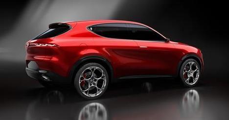 Nuevo Concept Car Alfa Romeo Tonale