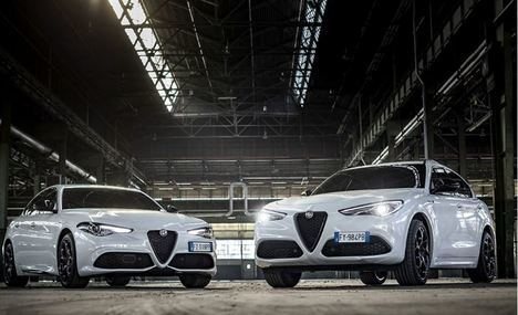 "Triple victoria de Alfa Romeo en concurso ""Best Brands"""