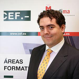 Alfonso García Sáenz, CEF.
