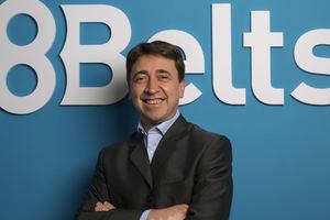 Alfonso de Blas Moreno,  8Belts.