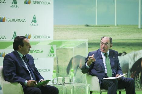 Iberdrola y ASAJA sellan una alianza estratégica para impulsar la agricultura y ganadería cero emisiones