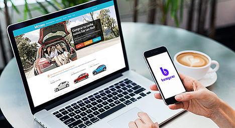 ¿Probar gratis el coche que vas a comprar por Internet? Sí, y además, ganando dinero