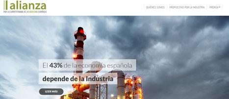 La Alianza por la Industria presenta un programa integral de medidas para la reactivación de la economía española