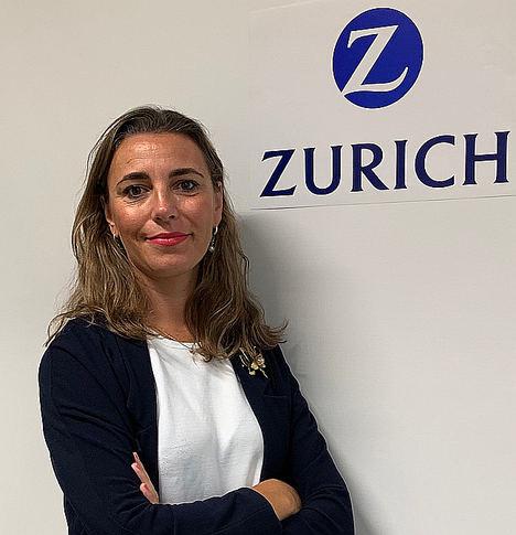 Alicia Trinidad,  Zurich Seguros.