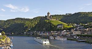 Alemania Crucero por el Rin.