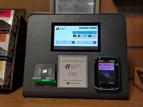 Alliance Vending y Mastercard apuestan por el bienestar corporativo con Alliance Corner