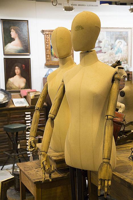 Abre sus puertas Almoneda ANTIK PASSION 2019, un fascinante viaje al pasado entre miles de objetos y únicos