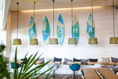 Aloha Poké inaugura su primer local en Zaragoza