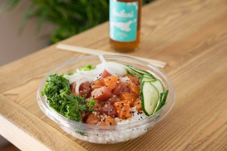 Aloha Poké y Uber Eats cierran un acuerdo de delivery exclusivo