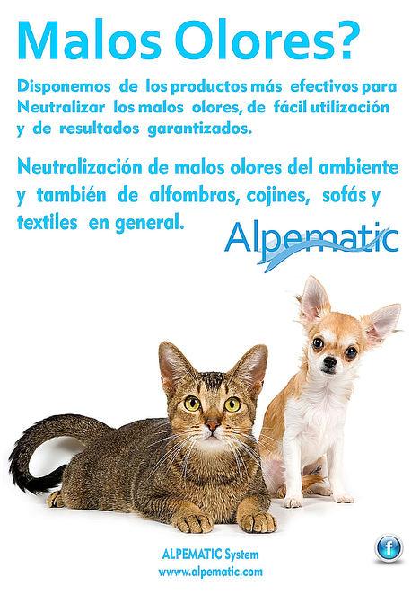 Alpematic profesionaliza la neutralización de malos olores mediante productos biotecnológicos