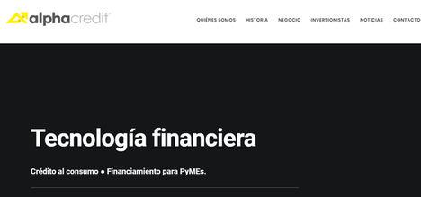 AlphaCredit© se une a Colombia Fintech