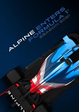 Alpine F1 Team entra en la Fórmula 1
