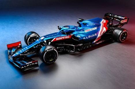 Alpine F1 Team presenta la temporada 2021