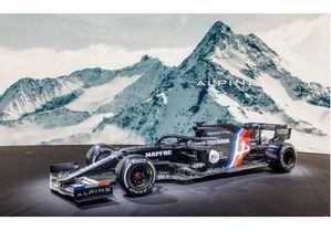 Alpine a la vanguardia de la innovación del Grupo Renault