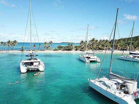 El catamarán: La nueva alternativa para las vacaciones de inverno