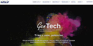 Altia anima a los jóvenes a participar activamente en la transformación digital a través de GenTech