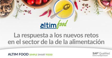 Altim Food, la respuesta a los nuevos retos de la transformación del sector de la alimentación