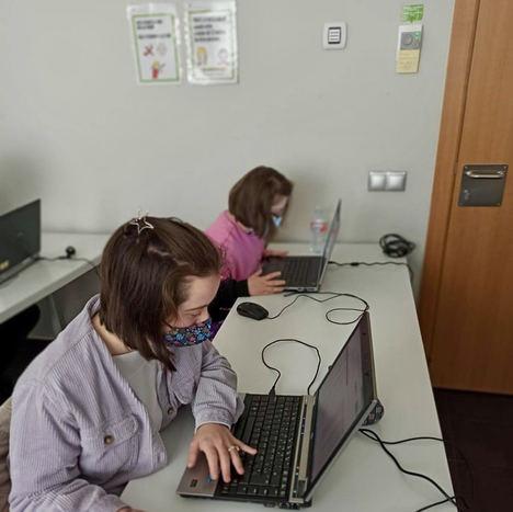 Bankia y Fundación Montemadrid colaboran en un proyecto de digitalización para el empleo de Down Madrid