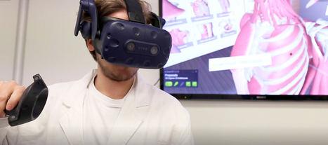 Aprendizaje práctico gracias a la realidad virtual