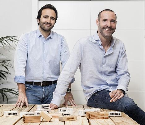 Alvaro Luna y Tono Brusola, Housers.