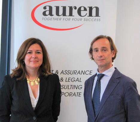 Auren refuerza el área de consultoría con la integración de dos nuevos socios