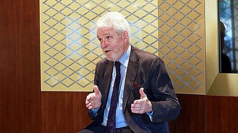 Amadeo Petitbò, exvocal y expresidente del Tribunal de Defensa de la Competencia.