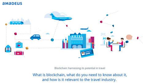 Un nuevo estudio de Amadeus identifica cuatro formas mediante las que la tecnología Blockchain puede transformar la industria del viaje