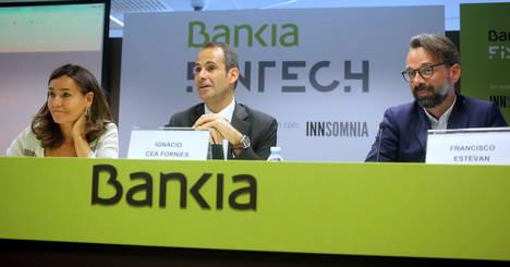 Amalia Blanco, Ignacio Cea y Fran Estevan