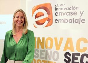 Amaya Fernández, presidenta del Clúster de Envase y Embalaje.
