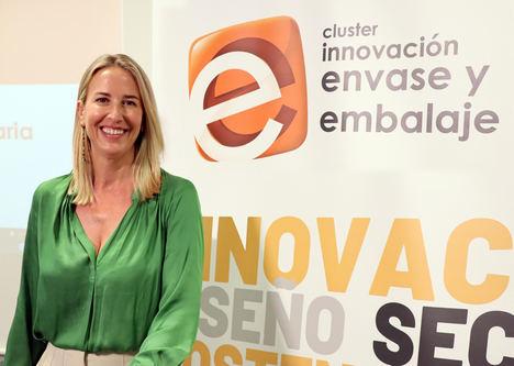 La empresaria Amaya Fernández, nueva presidenta del Clúster de Envase y Embalaje