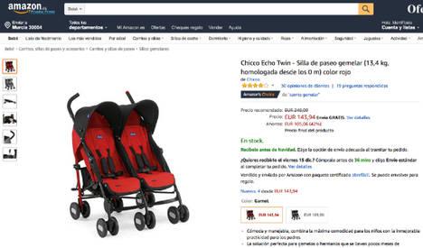 Amazon sigue por delante de Toys'R'Us con los juguetes más baratos