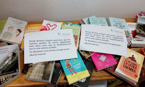 """Berkley España lanza la campaña """"Amenizamos tu aislamiento"""" para ayudar a los enfermos hospitalizados"""