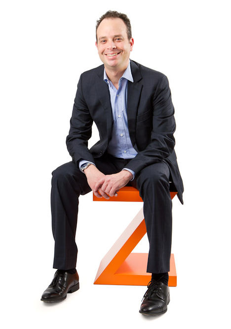 Amir Harel, director general de soluciones de visibilidad de Zetes.