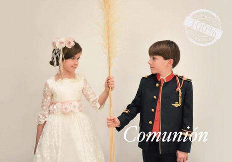 Amorissimi aterriza en el mercado de la moda de Comunión