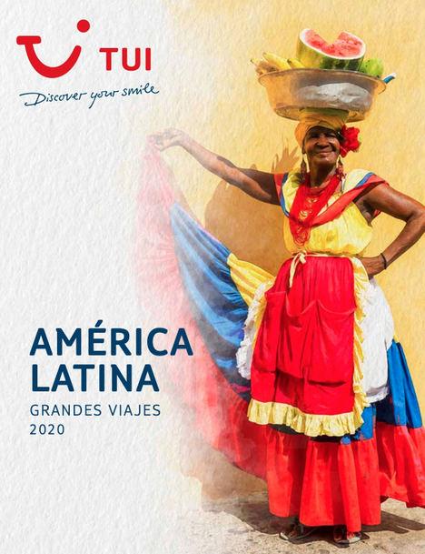América Latina, un continente clave para TUI en 2020