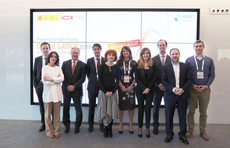 América Latina es el cuarto mayor inversor en España, según el informe Global LATAM de ICEX-Invest in Spain
